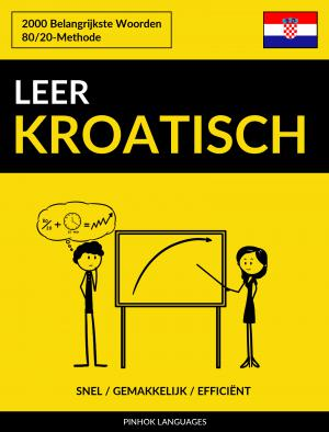 Leer Kroatisch - Snel / Gemakkelijk / Efficiënt