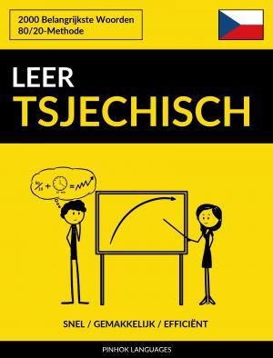 Leer Tsjechisch - Snel / Gemakkelijk / Efficiënt
