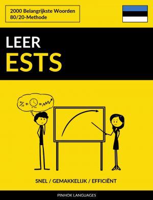 Leer Ests - Snel / Gemakkelijk / Efficiënt