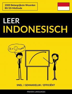 Leer Indonesisch - Snel / Gemakkelijk / Efficiënt