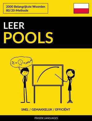 Leer Pools - Snel / Gemakkelijk / Efficiënt