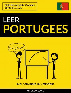 Leer Portugees - Snel / Gemakkelijk / Efficiënt