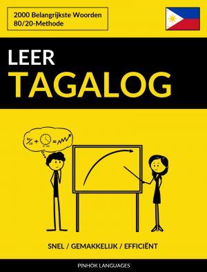 Leer Tagalog - Snel / Gemakkelijk / Efficiënt