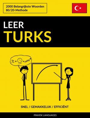 Leer Turks - Snel / Gemakkelijk / Efficiënt