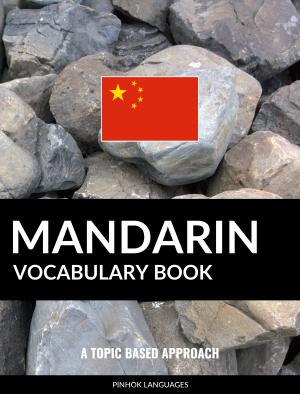 Mandarin Vocabulary Book