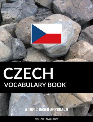 Czech Vocabulary Book