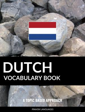 Dutch Vocabulary Book