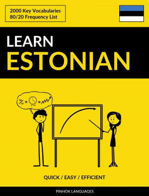 Learn Estonian - Quick / Easy / Efficient