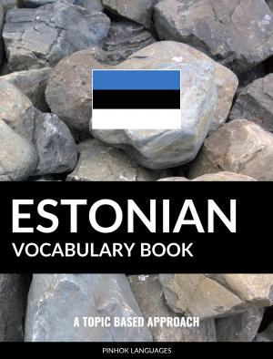 Estonian Vocabulary Book
