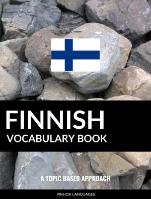 Finnish Vocabulary Book