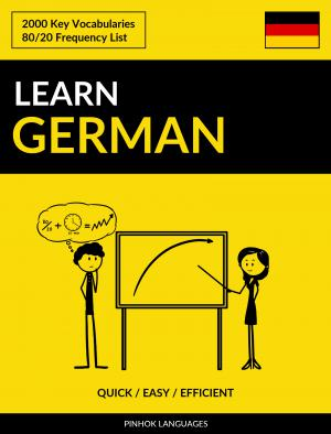 Learn German - Quick / Easy / Efficient