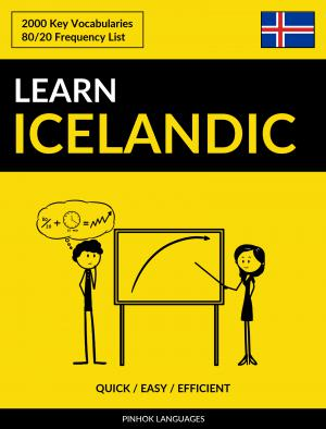 Learn Icelandic - Quick / Easy / Efficient