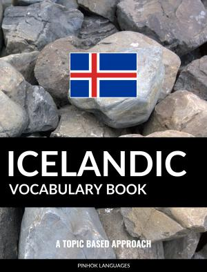 Icelandic Vocabulary Book