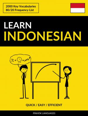 Learn Indonesian - Quick / Easy / Efficient