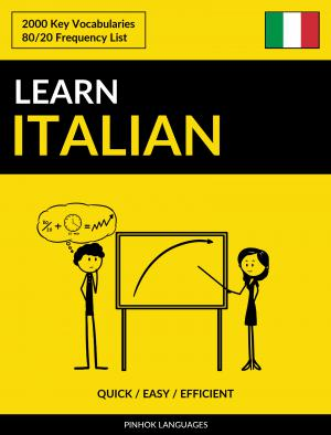 Learn Italian - Quick / Easy / Efficient