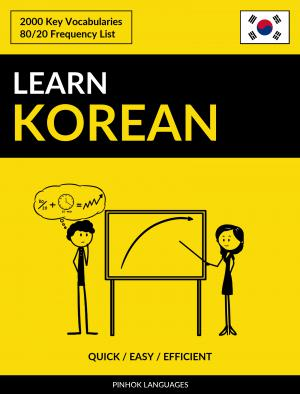 Learn Korean - Quick / Easy / Efficient
