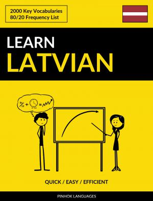Learn Latvian - Quick / Easy / Efficient