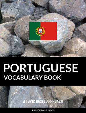 Portuguese Vocabulary Book