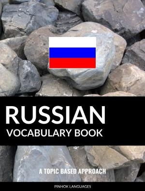 Russian Vocabulary Book
