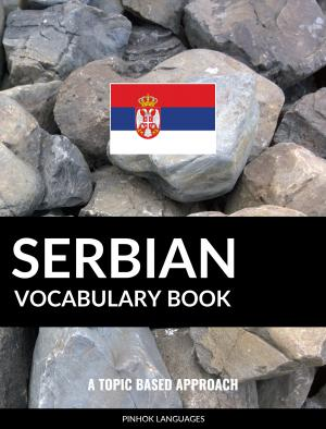 Serbian Vocabulary Book