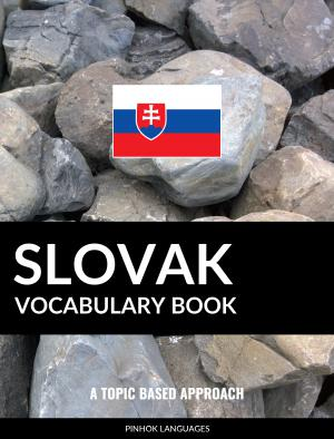 Slovak Vocabulary Book