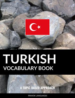 Turkish Vocabulary Book
