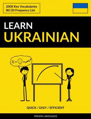 Learn Ukrainian - Quick / Easy / Efficient