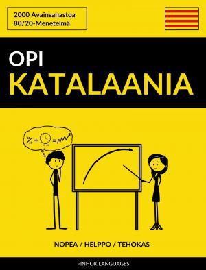 Opi Katalaania - Nopea / Helppo / Tehokas