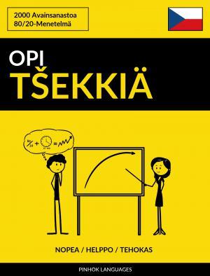 Opi Tšekkiä - Nopea / Helppo / Tehokas