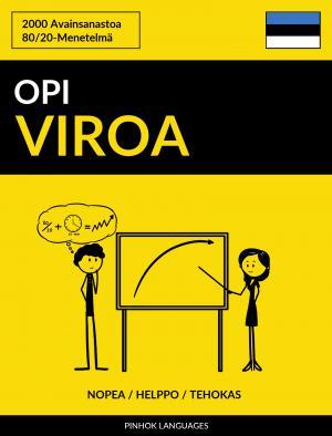 Opi Viroa - Nopea / Helppo / Tehokas
