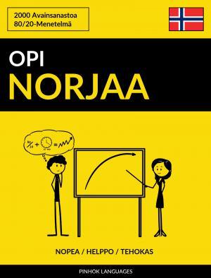 Opi Norjaa - Nopea / Helppo / Tehokas