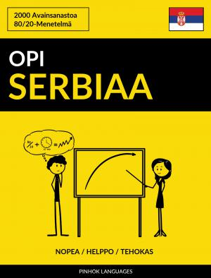 Opi Serbiaa - Nopea / Helppo / Tehokas
