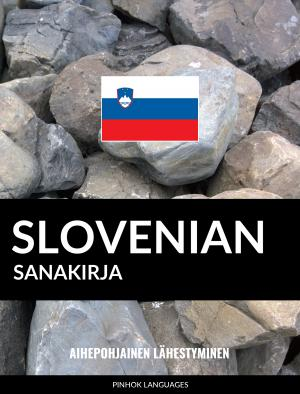 Slovenian sanakirja