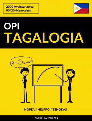 Opi Tagalogia - Nopea / Helppo / Tehokas