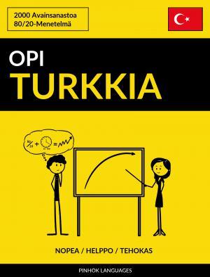 Opi Turkkia - Nopea / Helppo / Tehokas