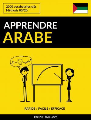 Apprendre l'arabe - Rapide / Facile / Efficace
