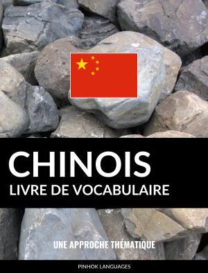 Livre de vocabulaire chinois
