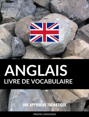 Livre de vocabulaire anglais