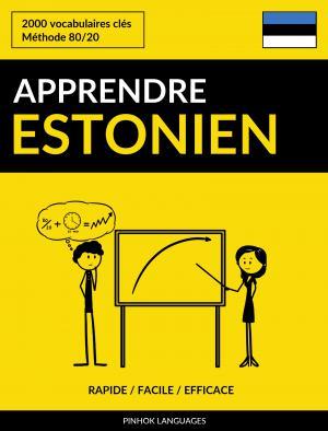 Apprendre l'estonien - Rapide / Facile / Efficace