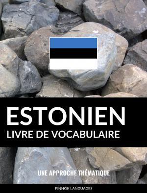 Livre de vocabulaire estonien