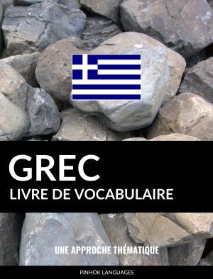 Livre de vocabulaire grec
