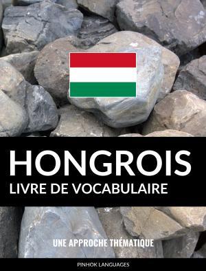 Livre de vocabulaire hongrois