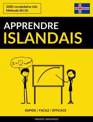 Apprendre l'islandais - Rapide / Facile / Efficace