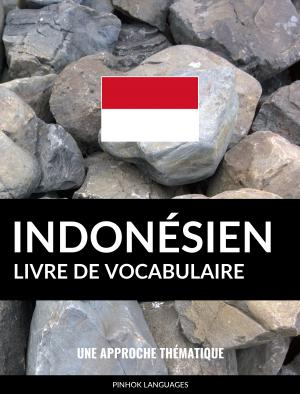 Livre de vocabulaire indonésien