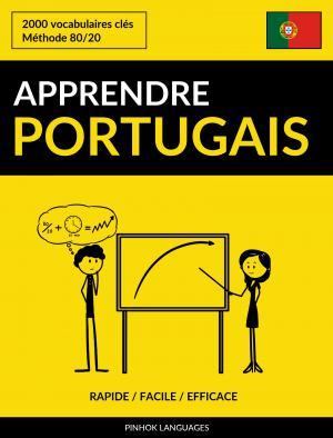 Apprendre le portugais - Rapide / Facile / Efficace