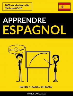 Apprendre l'espagnol - Rapide / Facile / Efficace