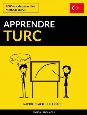 Apprendre le turc - Rapide / Facile / Efficace