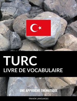 Livre de vocabulaire turc