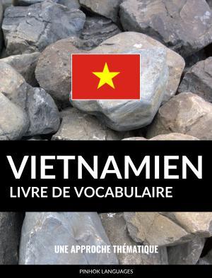 Livre de vocabulaire vietnamien