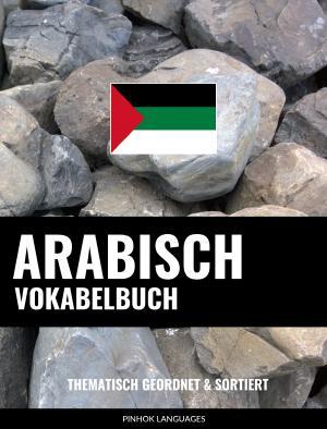 Arabisch Vokabelbuch